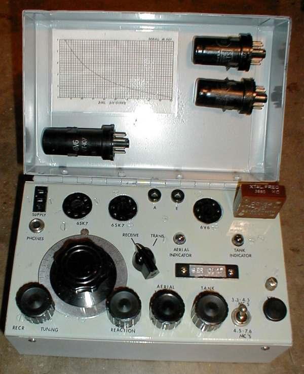 Paraset radio